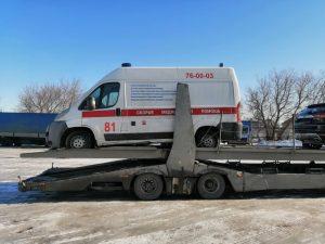 автовоз кемерово москва