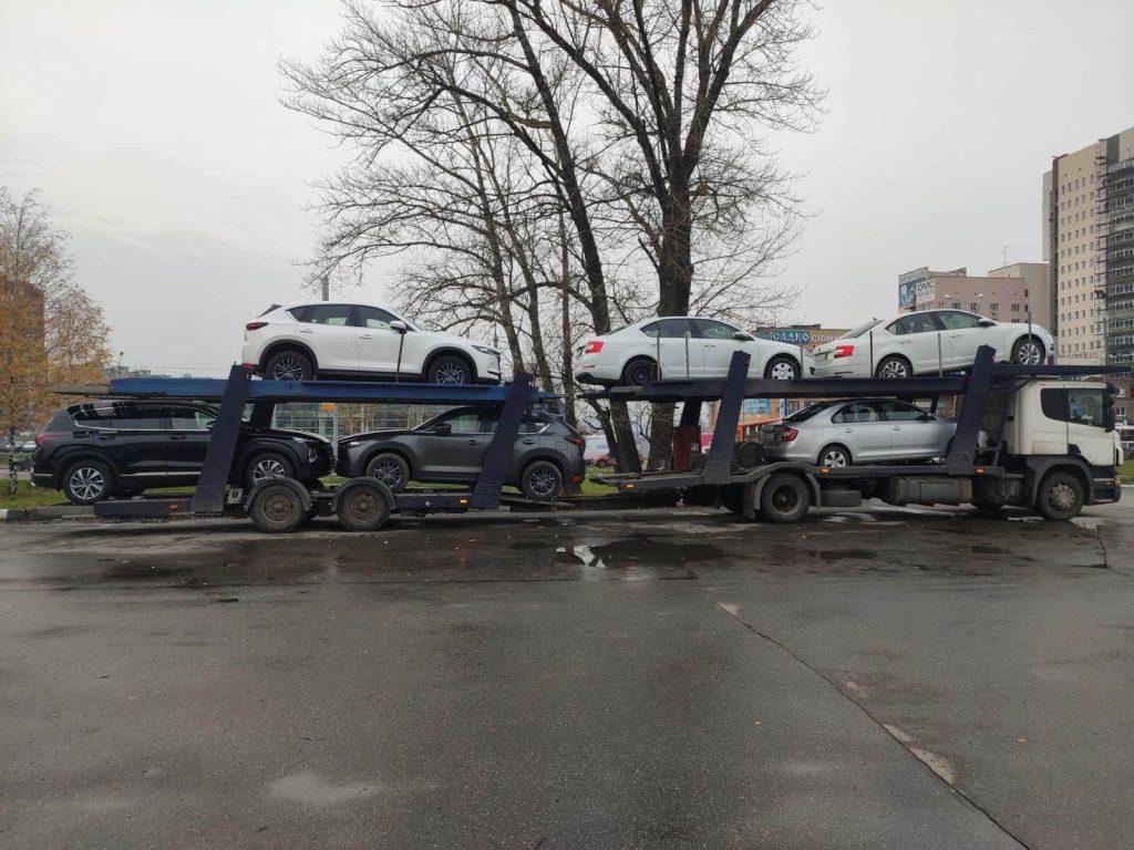 автовоз москва барнаул