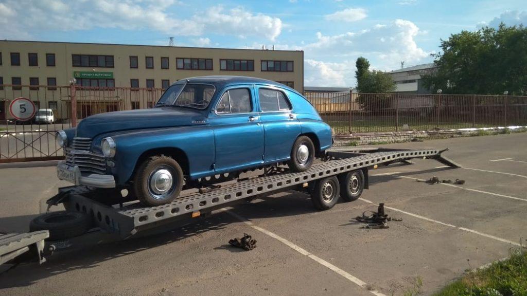 перевозка автомобиля автовозом москва калининград