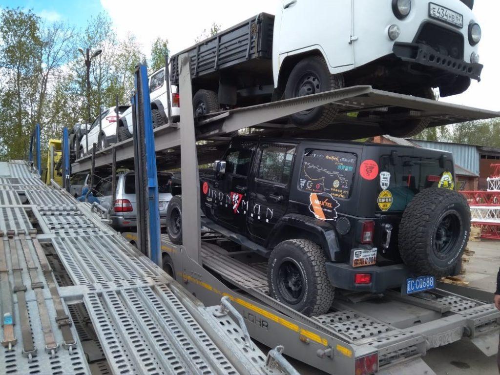 перевозка автомобиля автовозом москва забайкальск