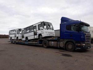 перевозка маршруток
