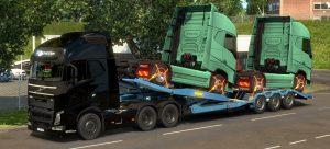 Перевозка автовозом нехарактерных грузов