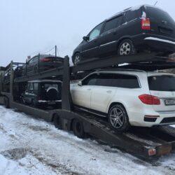 Автовоз Москва Ереван