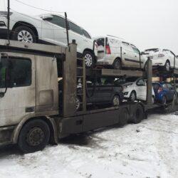 Автовоз Москва - Калининград